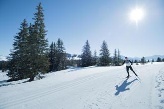TOP 5 stations de ski de fond préférées en Savoie et Haute-Savoie