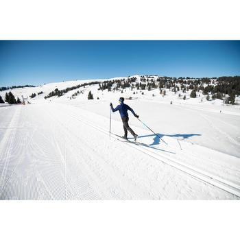 Ski's voor klassiek langlaufen 550 vellen hard camber Rottefella Xcelerator