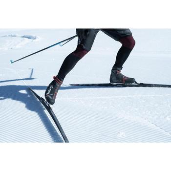 Bas de sous-vêtement technique de ski de fond noir XC S UW 900 homme