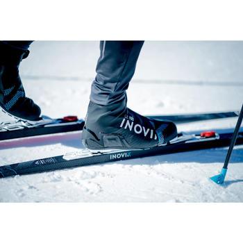 Ski de fond classique adulte à farter 900 + Fixation Rottefella / CAMBRE SOFT