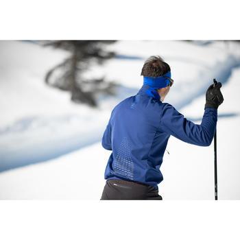 Oorwarmer voor langlaufen voor volwassenen XC S Head 500 blauw