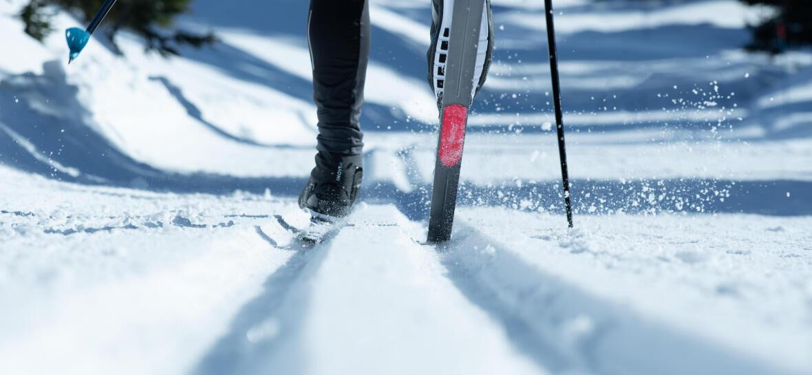 ski de fond a peaux inovik