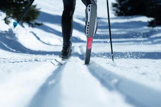 Comment choisir des skis de fond classiques