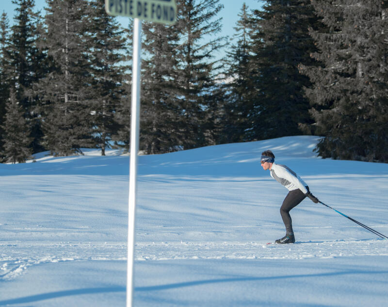 ski de fond femme