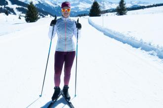 ski de fond entrainement