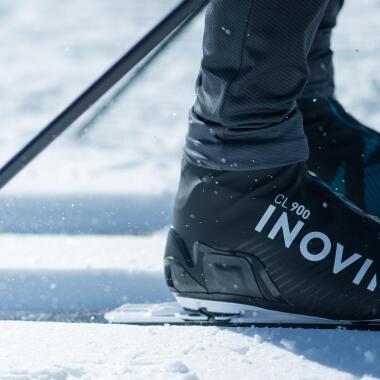 chaussures de ski de fond classique
