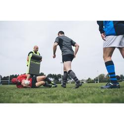 Rugby-Trikot R500 Herren khaki
