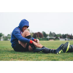 Rugbyhoodie voor heren Frankrijk 2019 blauw