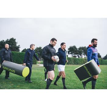 Rugby-Trainingshose Club R500 Erwachsene blau