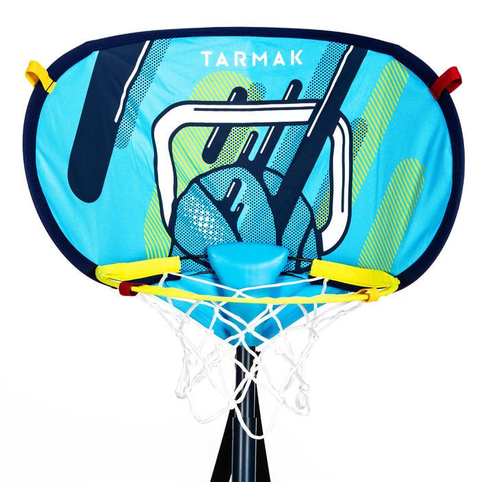 Panier de basket HOOP 500 Easy. Se transporte et s'installe partout facilement.