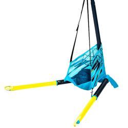 Panier basket HOOP 500 Easy. Se transporte et s'installe partout en < 60 sec.