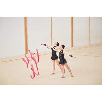 Lint voor ritmische gymnastiek (RG) 4 meter roze