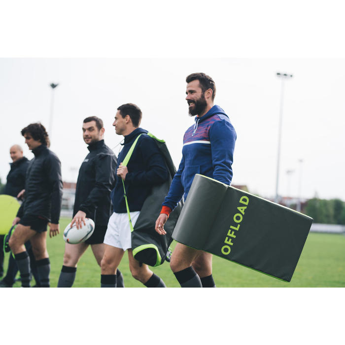 Bouclier de percussion rugby R500 adulte
