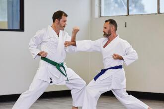 sport de combat et senior