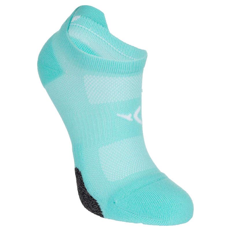 Fitnesz zokni Fitnesz - Titokzokni fitneszhez DOMYOS - Fitnesz ruházat és cipő