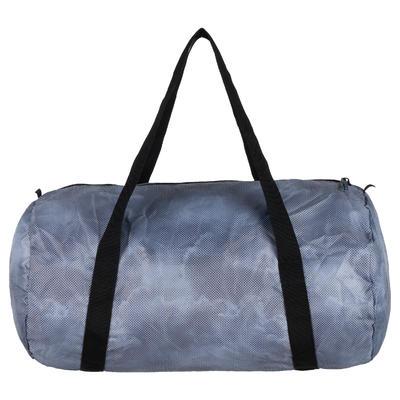 Fold-Down Fitness Bag 30L - Grey