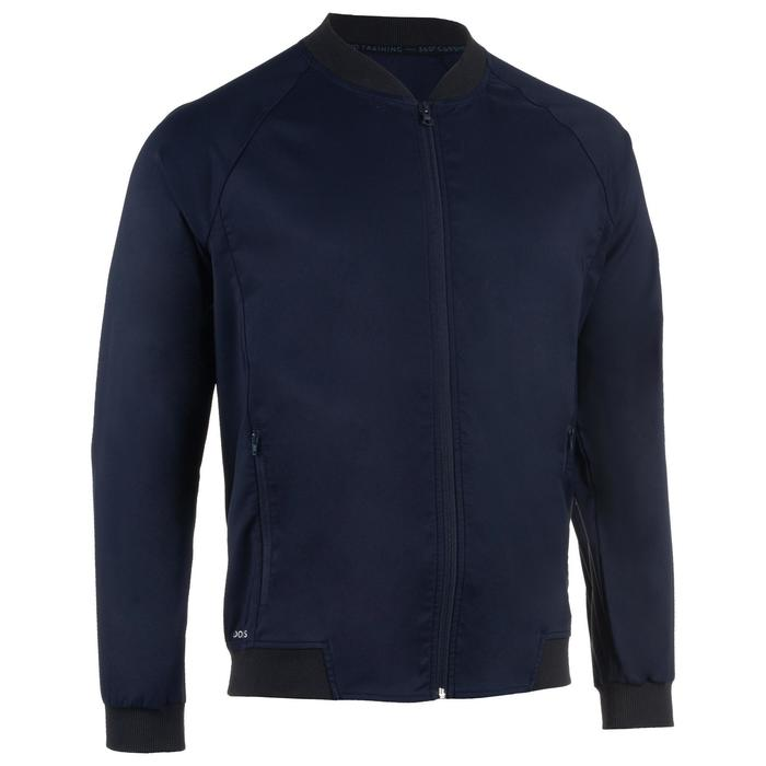 FVE 100 Fitness Cardio Training Jacket - Navy