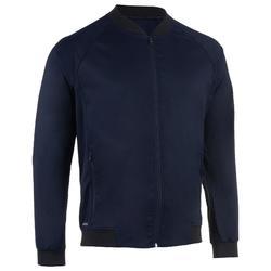Fitness vest FVE 100 voor heren, marineblauw