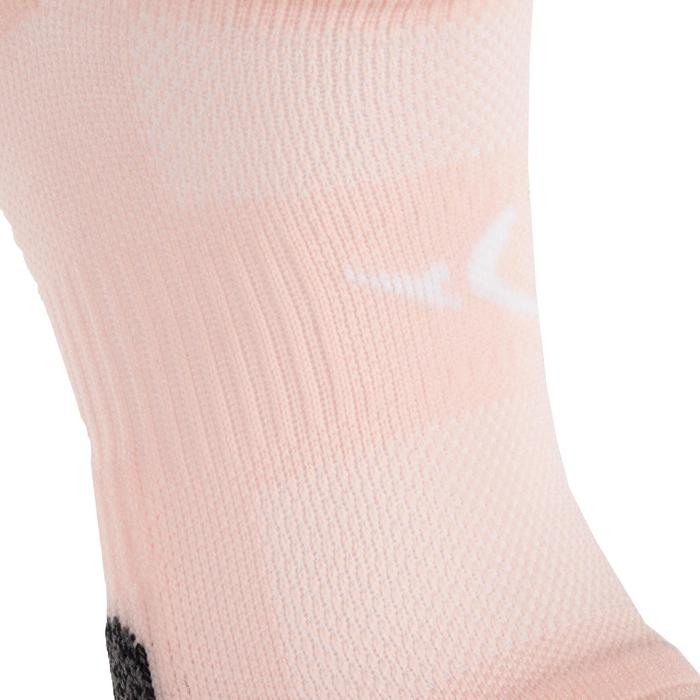 Sportsocken Invisible Fitness Cardio 2er-Pack rosa