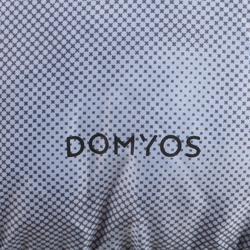 Bolsa de deporte plegable petate Cardio Fitness Domyos 30 litros gris azulado