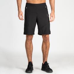 Short cardio fitness training hombre FST 500 negro espigas