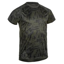 Fitness shirt FTS 120 voor heren, kaki