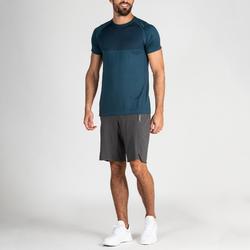 Short fitness cardio-training hombre FST 900 gris