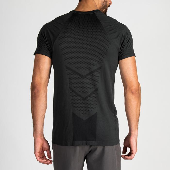 Fitness shirt FTS 900 voor heren, donkergrijs