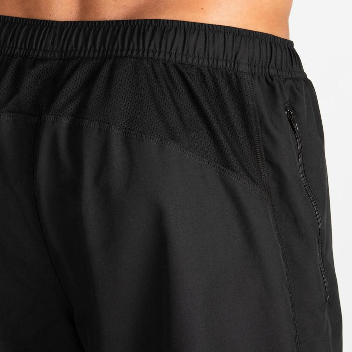 Fitness broek FPA 120 voor heren, zwart