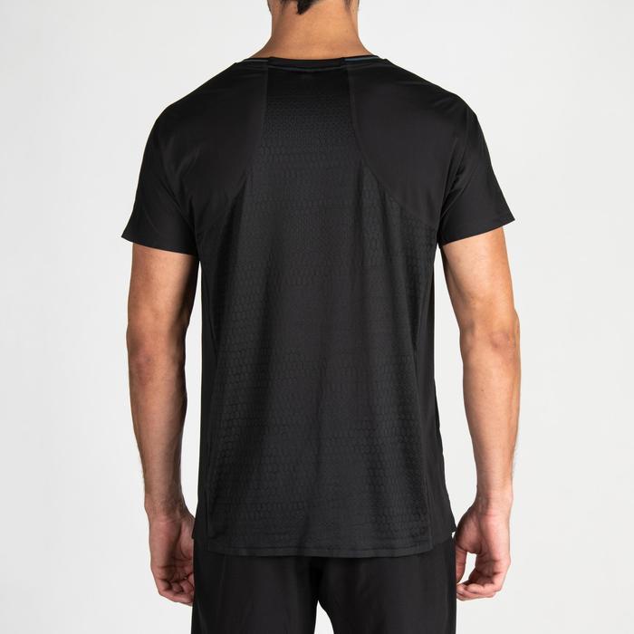 Cardiofitness T-shirt voor heren FTS 920 zwart