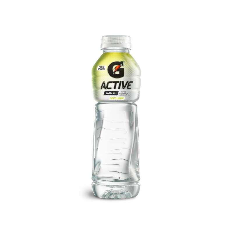 IDRATAZIONE E PRE SPORT Alimentazione - Gatorade G active limone 500ml GATORADE - Alimentazione