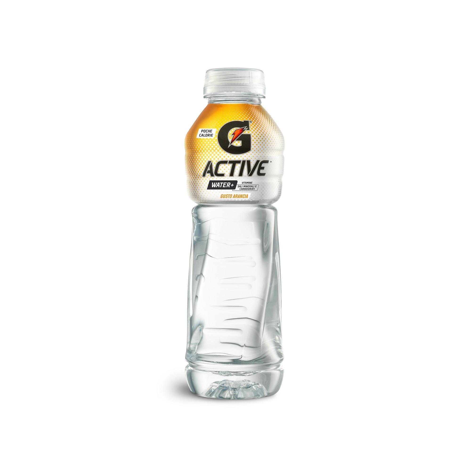 GATORADE. Bevanda Gatorade G ACTIVE water + gusto arancia 500ML