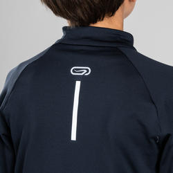 Kids' Athletics Long-Sleeved Jersey Essential - Grey Abyss