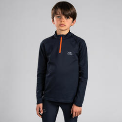 Kids Athletics Long-Sleeved Jersey Essential - Grey Abyss