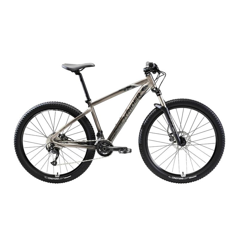 "27.5"" Mountain Bike ST 540 - Grey"
