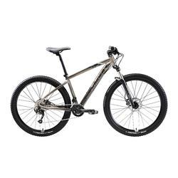 Mountainbike ST540 27,5 Zoll sandfarben