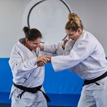 Judopak voor volwassenen 900 wit