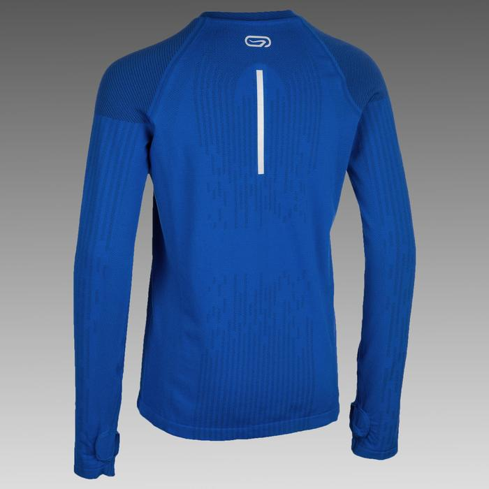 KIDS' SKINCARE ATHLETICS LONG-SLEEVED JERSEY - BLUE