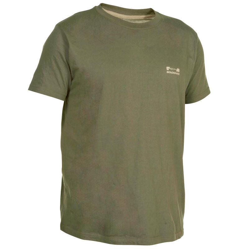 Tricou 100 Verde Bărbați
