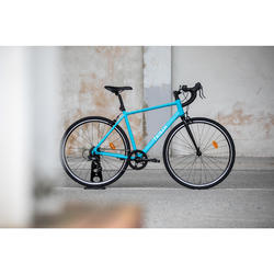 RENNRAD TRIBAN RC 100 BLAU LIMITED EDITION