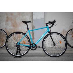 Racefiets / wielrenfiets Triban 100 shimano blauw Ltd Edition