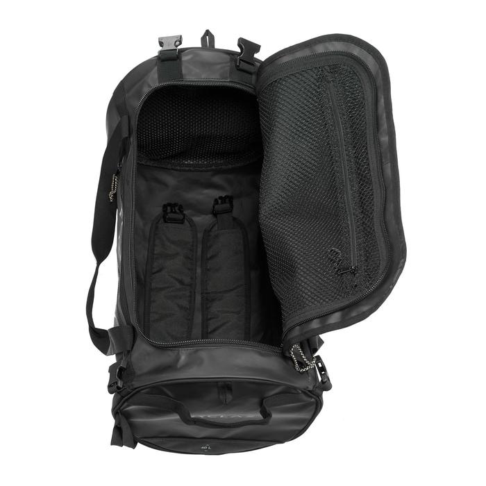 Reistas voor trektochten - 40 l - zwart