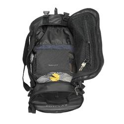 Bolsa de transporte Trekking viaje 40 L negro