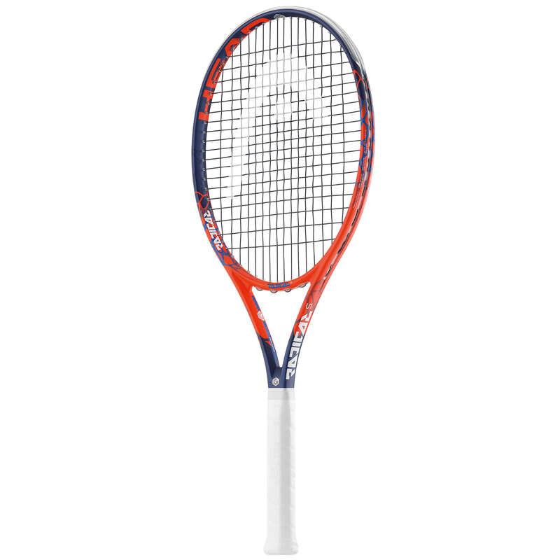 FELNŐTT HALADÓ ÜTŐK Tenisz, Squash, Tollaslabda, Egyéb ütős sportok - Teniszütő, Radical S Graphene  HEAD - Ütős sportok - ARTENGO