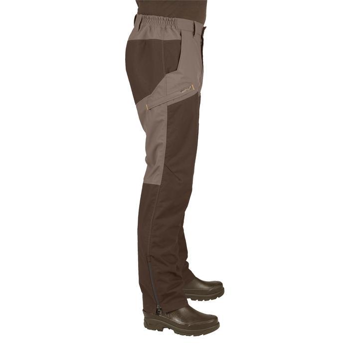 Waterdichte jagersbroek Renfort 520 bruin
