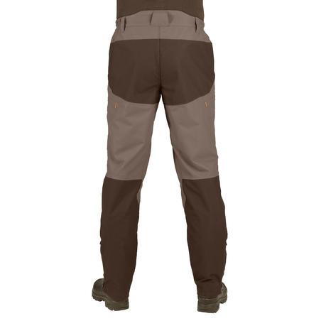 R520 Waterproof Hunting Trousers - Brown