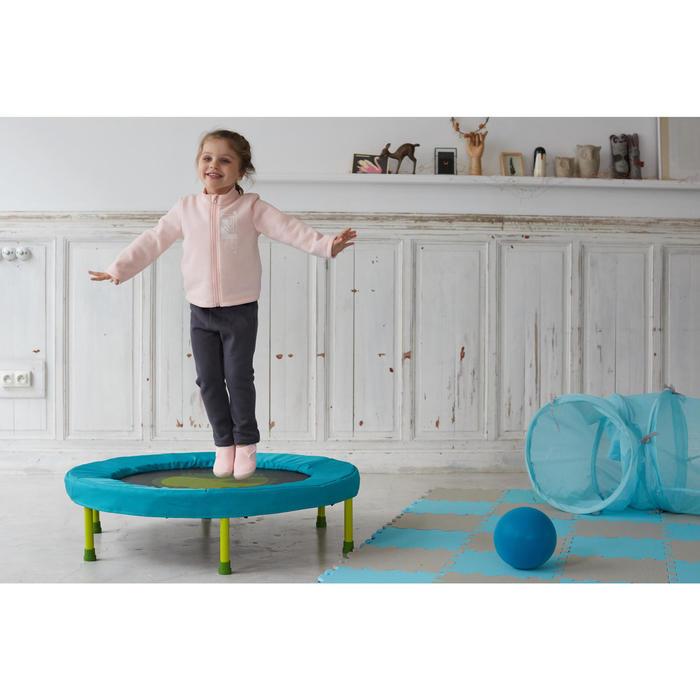 Mini trampoline voor kleutergym
