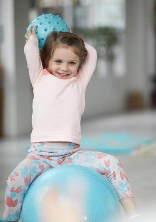 lancer action ballon sensoriel