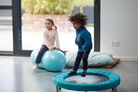 organisez des séances sportives avec vos enfants