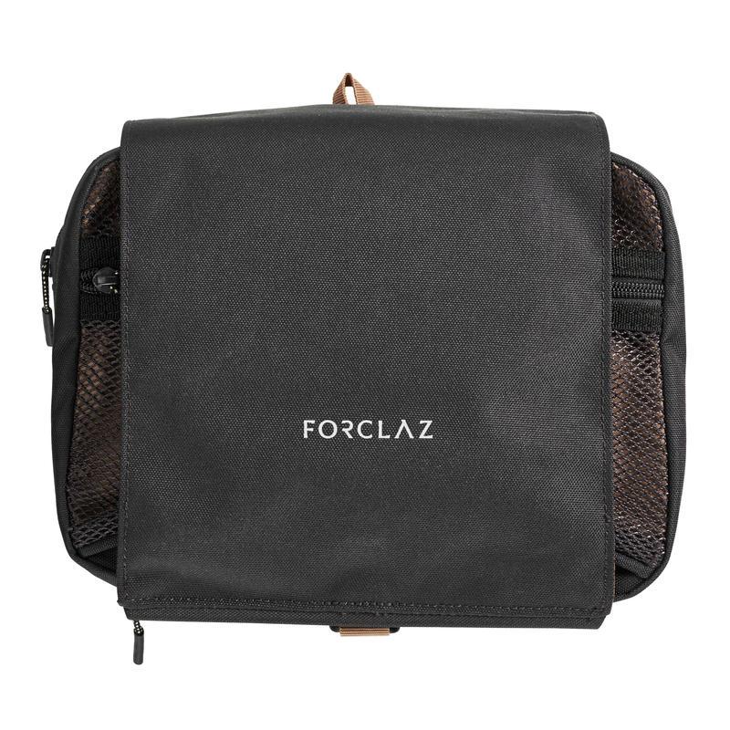 d5e6bbe734a Travel Toiletry Bag - Black